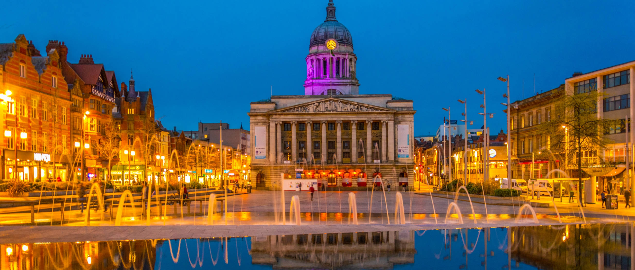 The PREMIER SUITES Nottingham guide to New Year's Eve ...